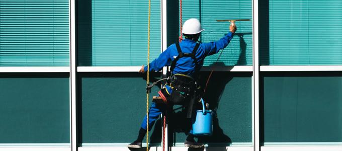 Aquarius Window Cleaner